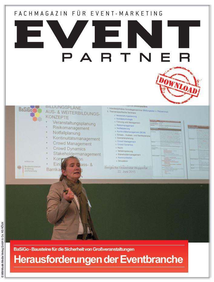 Produkt: Präsentation: Herausforderungen der Eventbranche