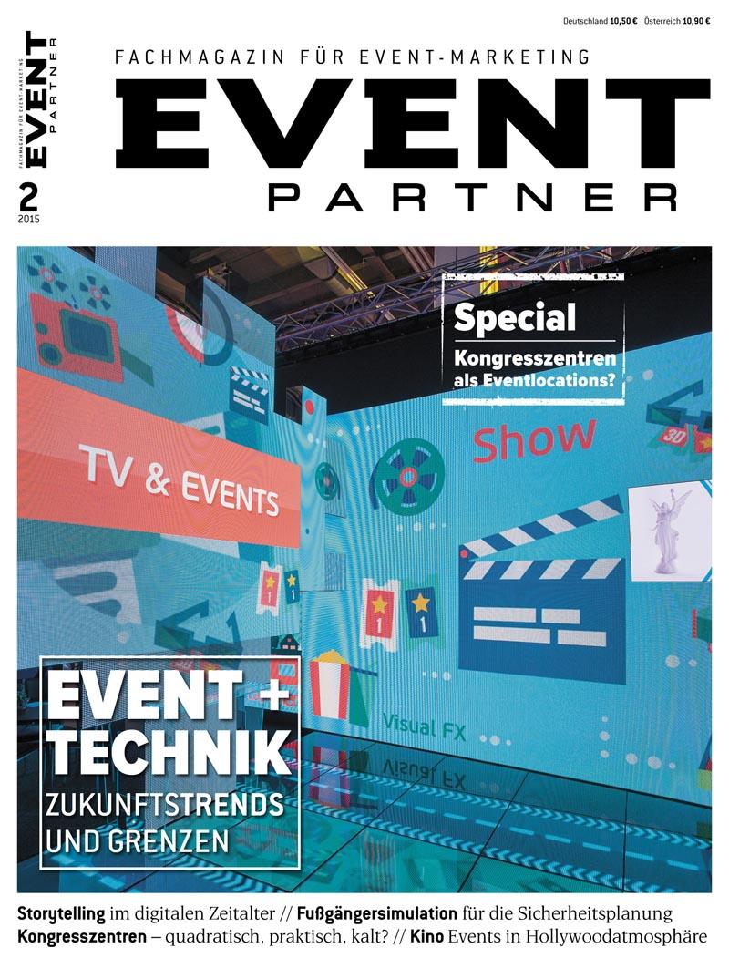 Produkt: Event Partner Digital 2/2015