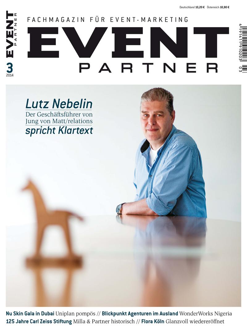 Produkt: Event Partner Digital 3/2014