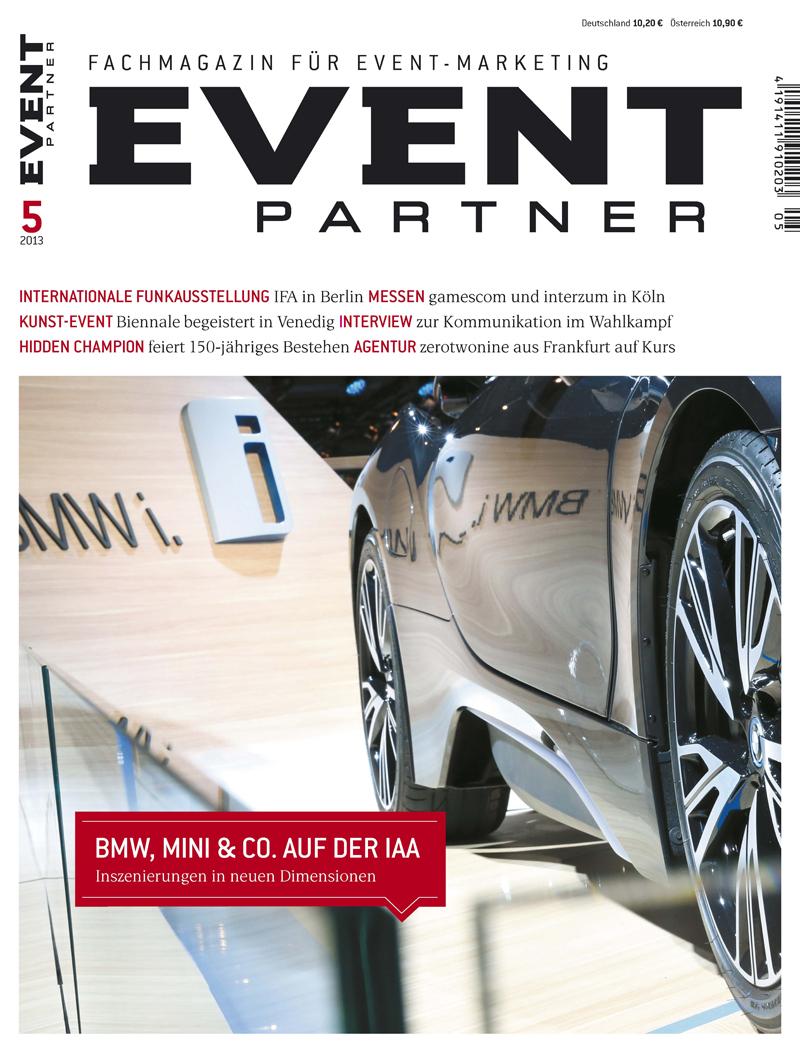 Produkt: Event Partner Digital 5/2013
