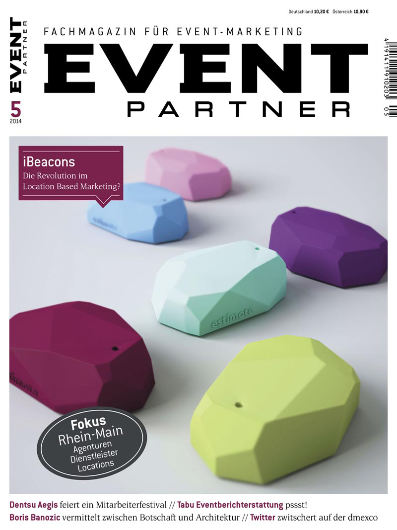 Produkt: Event Partner Digital 5/2014