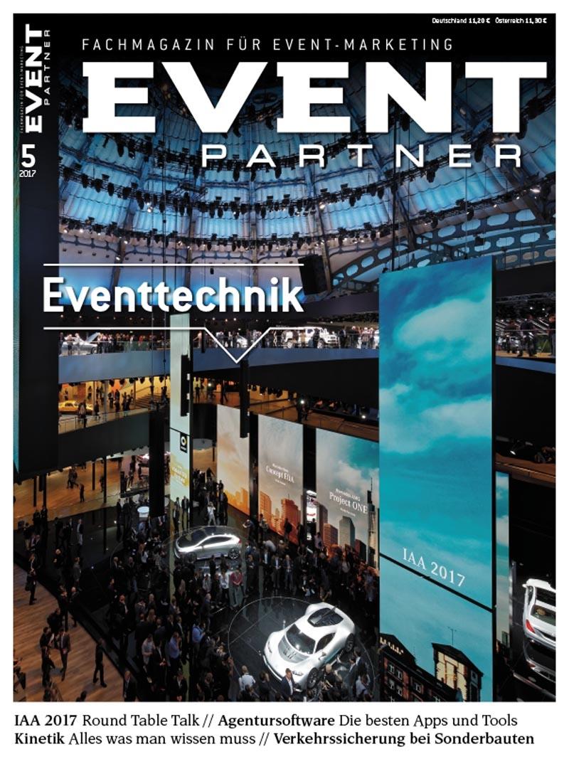Produkt: Event Partner Digital 5/2017