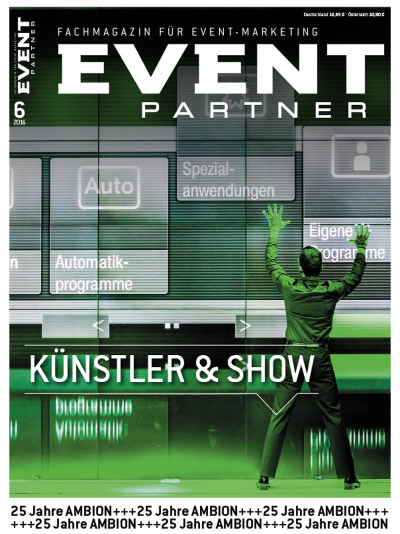 Produkt: Event Partner Digital 06/2016