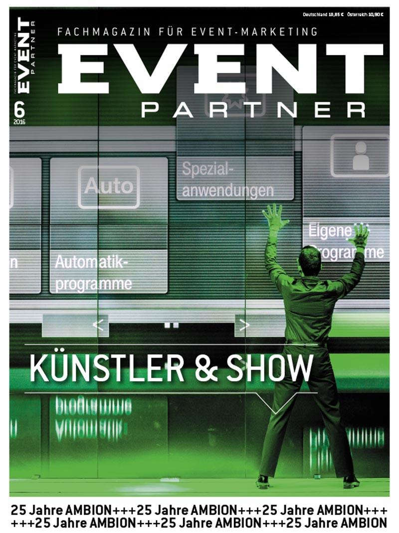 Produkt: Event Partner Digital 06/2016