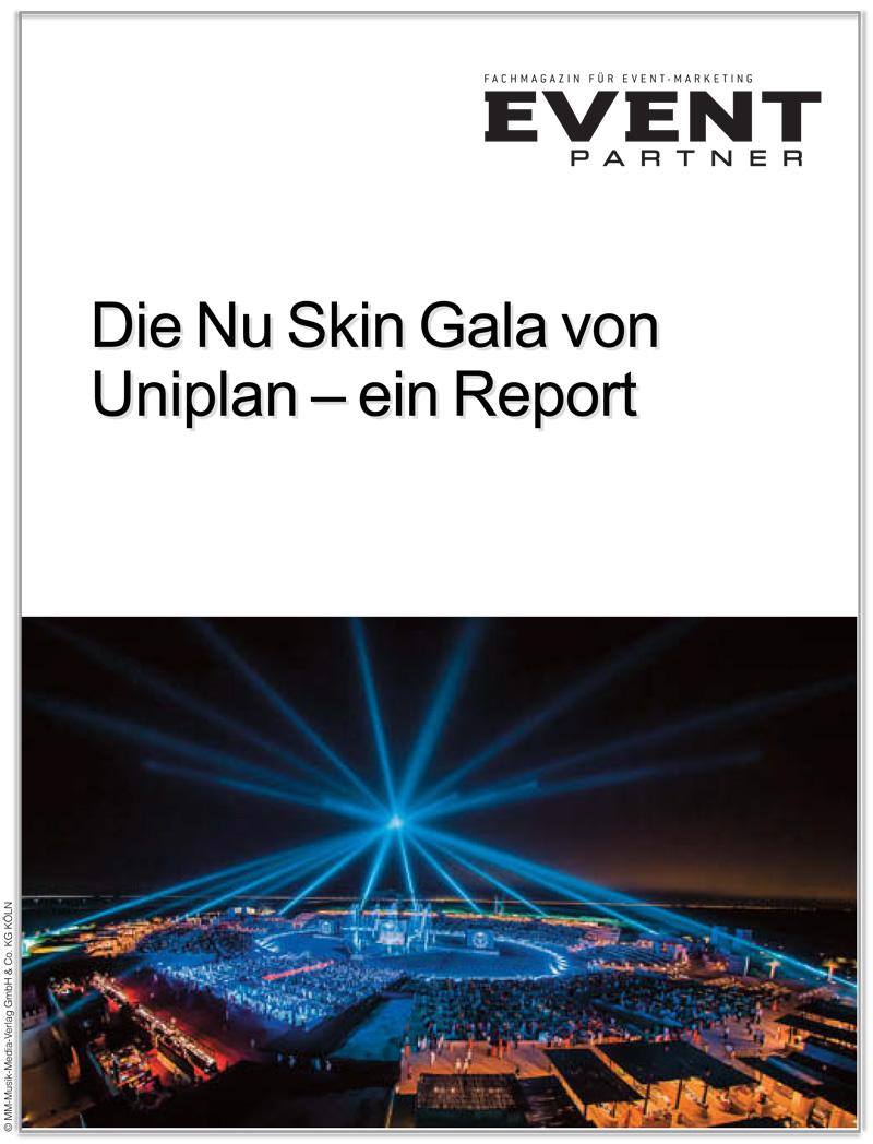 Produkt: Nu Skin Gala von Uniplan