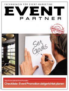 Produkt: Checkliste: Event Promotion zielgerichtet planen