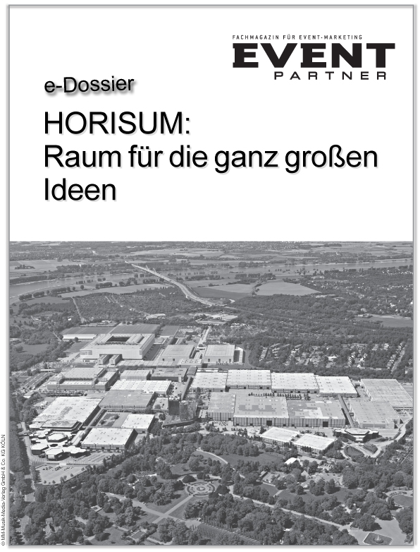 Produkt: Horisum Düsseldorf – weltgrößtes Eventareal