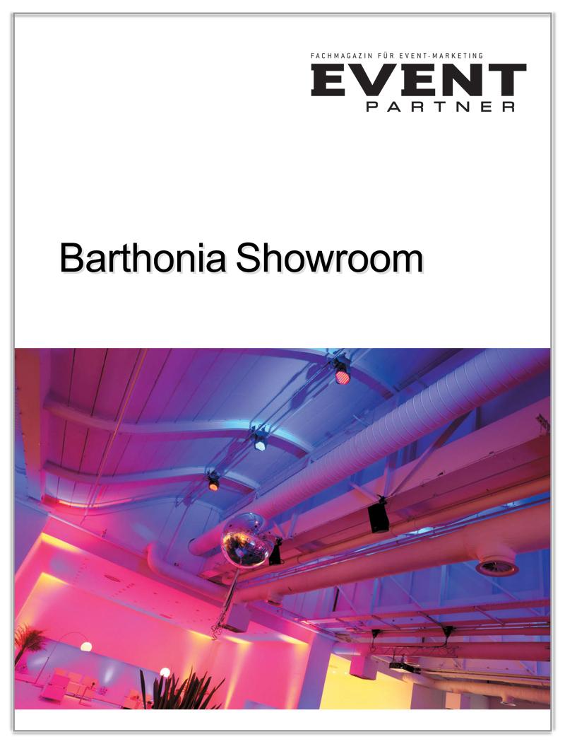 Produkt: Barthonia Showroom