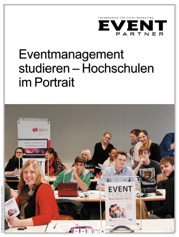 Produkt: Hochschulen im Portrait