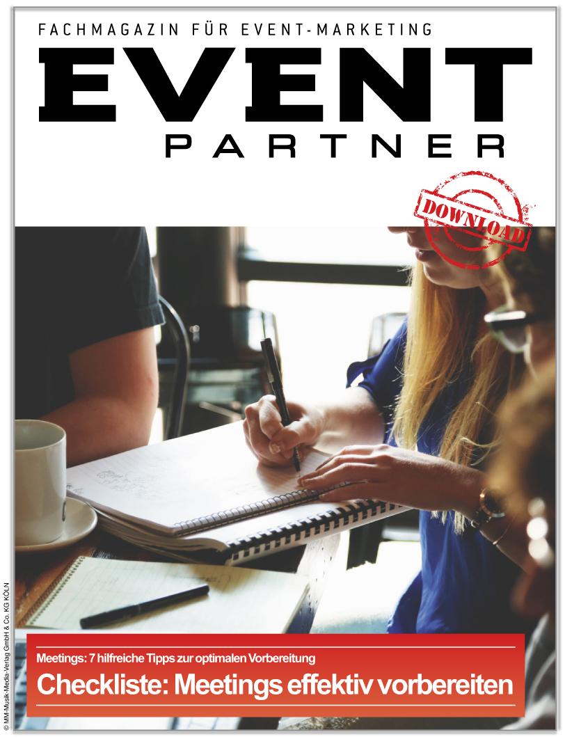 Produkt: Checkliste: Meetings effektiv vorbereiten