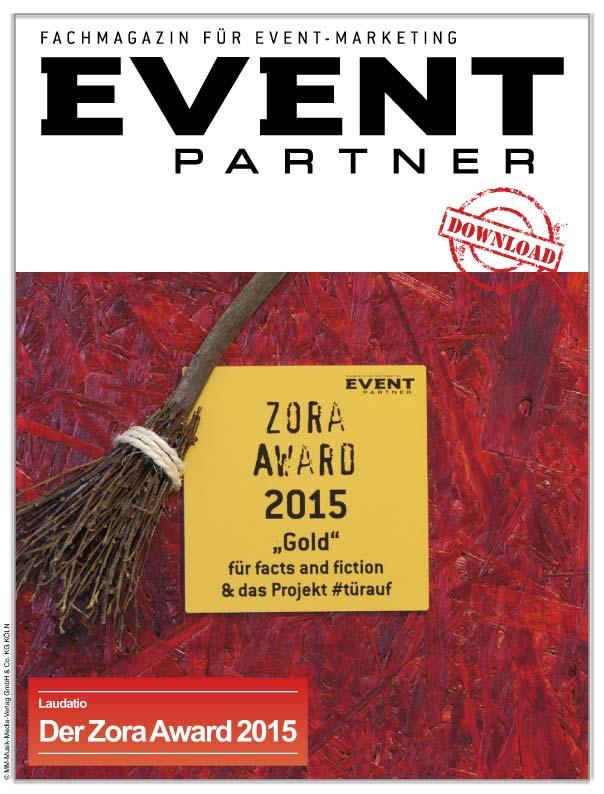 Produkt: Der Zora Award 2015