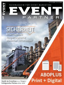 Produkt: EVENT PARTNER Jahresabonnement Plus