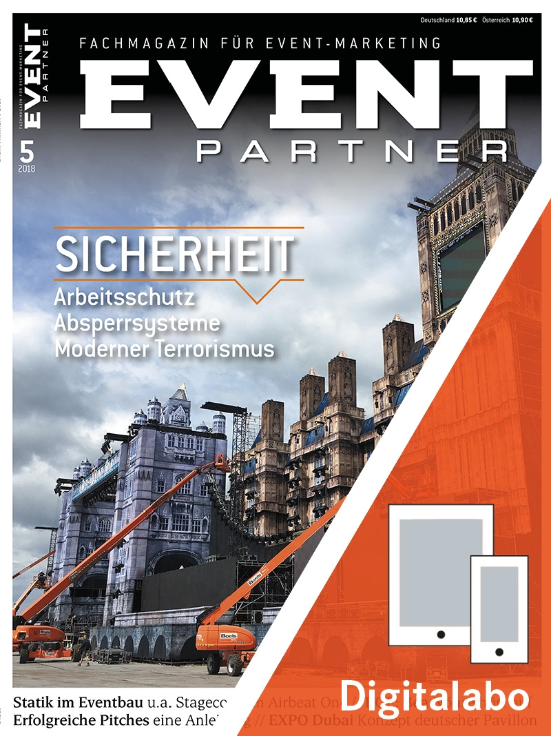 Produkt: EVENT PARTNER Jahresabonnement Digital