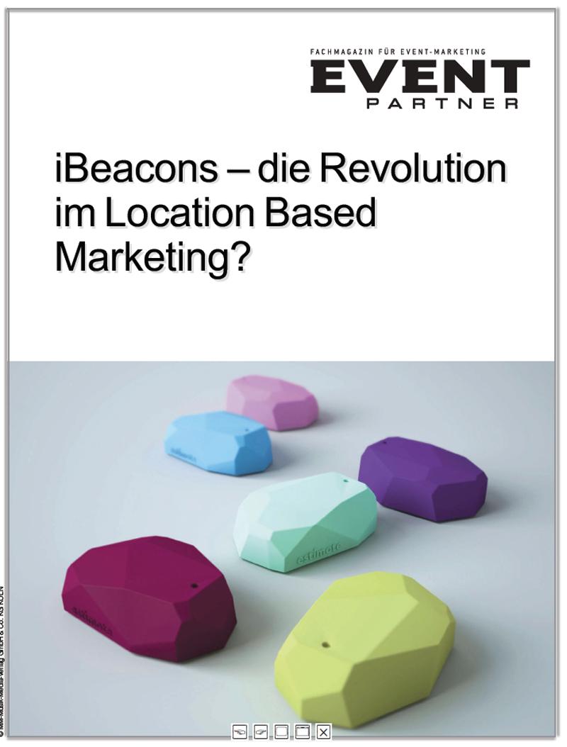 Produkt: iBeacons – die Revolution im Location Based Marketing?