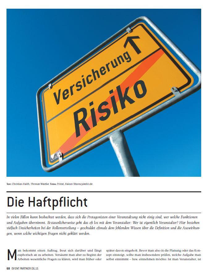 Produkt: Haftpflicht_6/2015