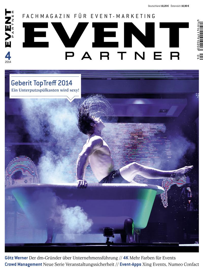 Produkt: Event Partner Digital 4/2014