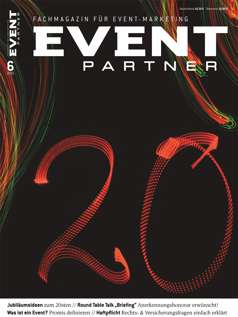 Produkt: Event Partner Digital 06/2015
