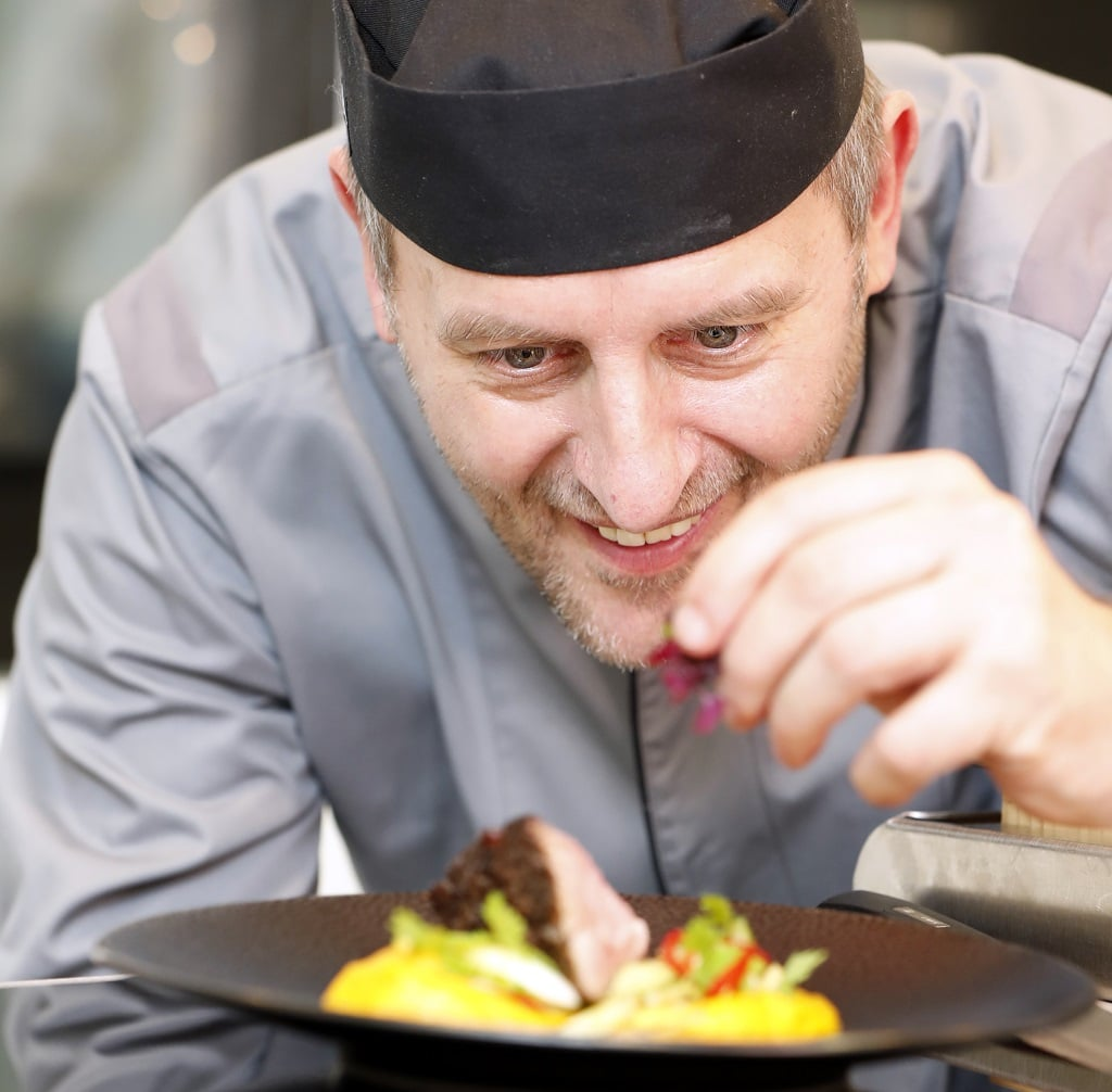 FSGG Küchendirektor Roger Achterath