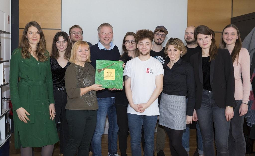 Zora Award treibhaus 0.8. Workshop-Wochenende in Köln