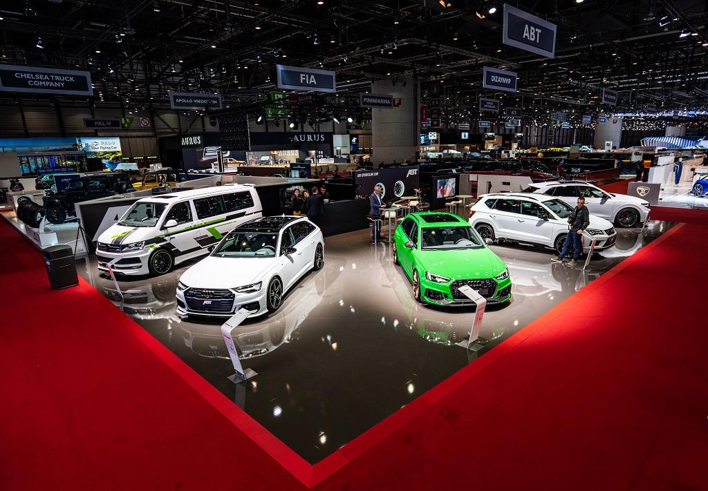 ABT Sportsline 89. Internationaler Auto-Salon Genf