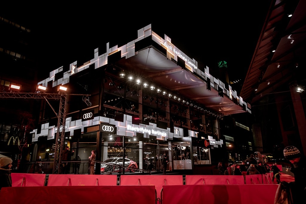 Audi Pavillon