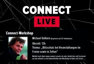 Connect Workshop mit Michael Öhllhorn