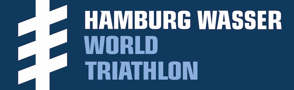 Logo Hamburg Wasser World Triathlon