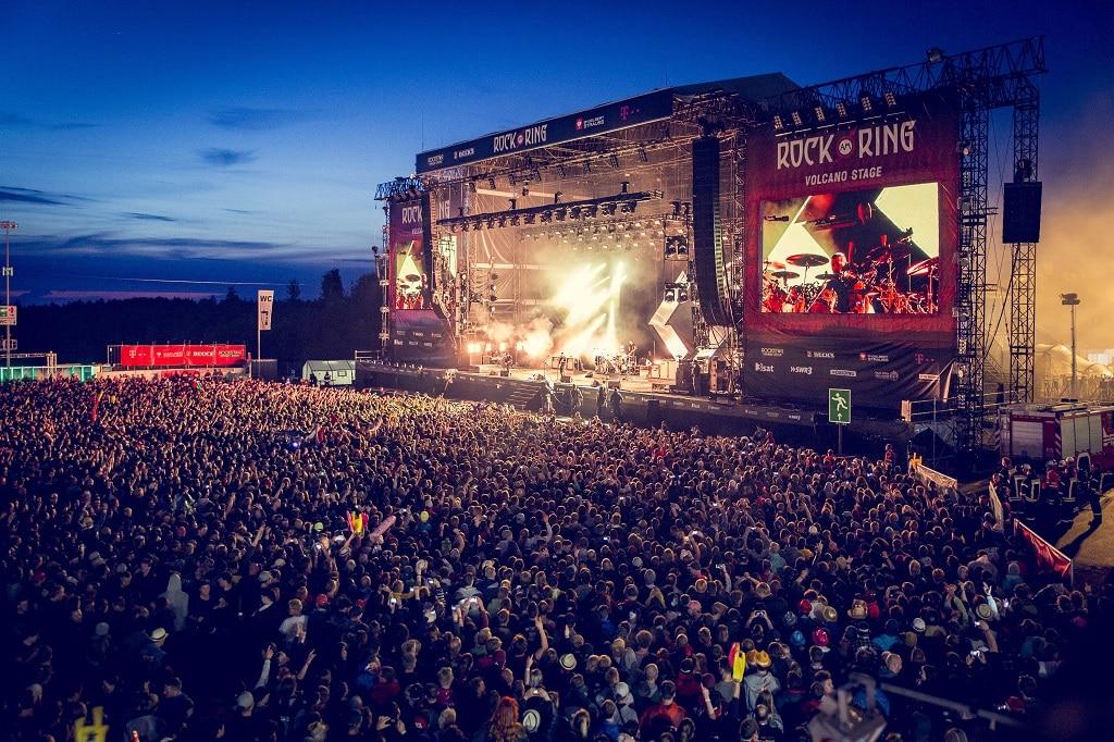 Rock am Ring 2017 Bühne