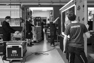 ambion-lager-medientechnik-testaufbau-produktion