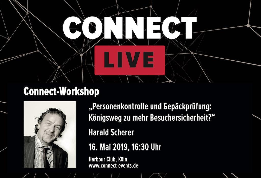 Connect-Workshop Harald Scherer