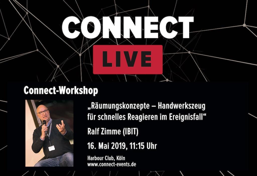 Connect-Workshop Ralf Zimme