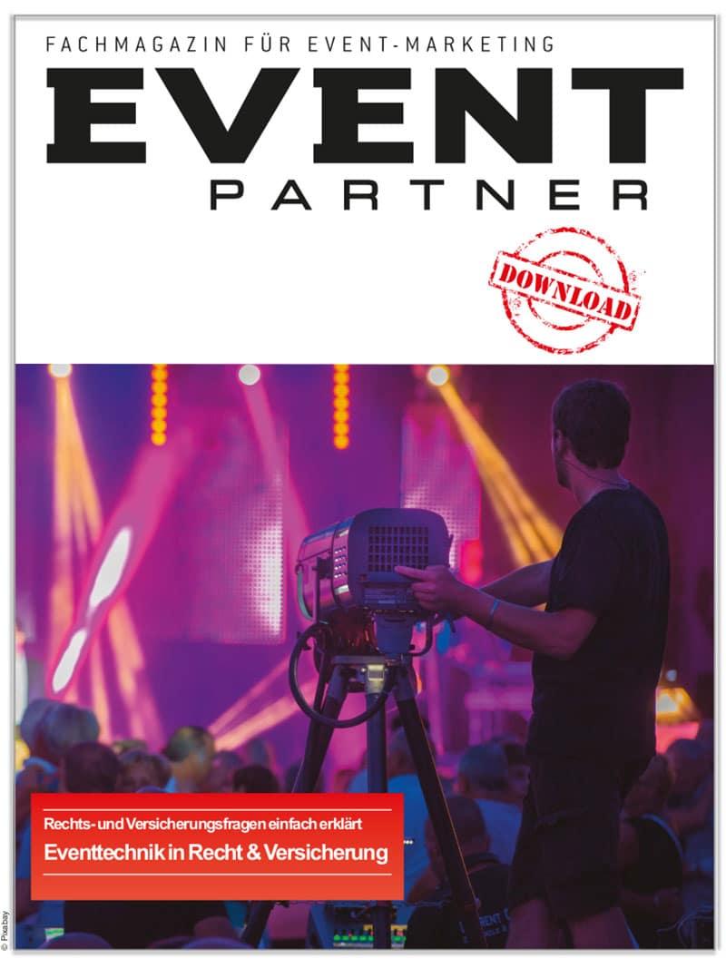 Produkt: Eventtechnik in Recht & Versicherung: Leistungserfüllung, Verantwortlichkeiten und Vorhersehbarkeit