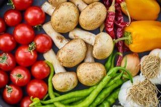 Essen-Nahrung-Catering-Gemüse