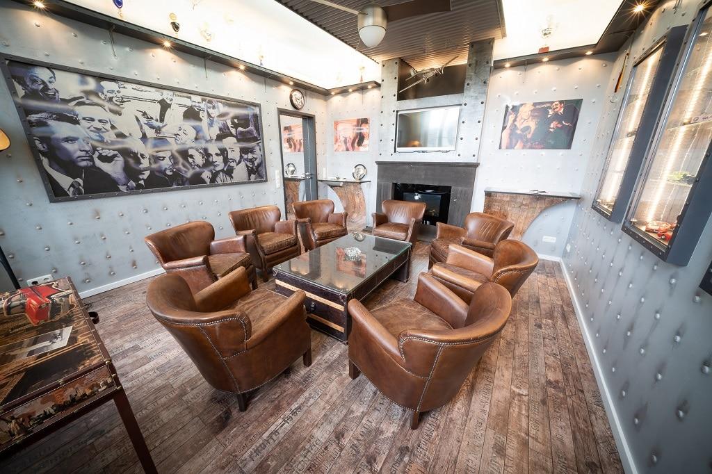 Motorworld Köln Cigars Lounge