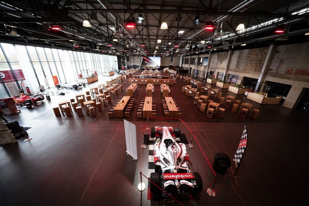 Motorworld Köln Hangar