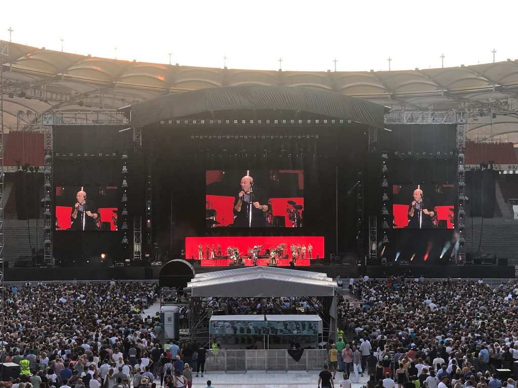 Phil Collins in Stuttgart