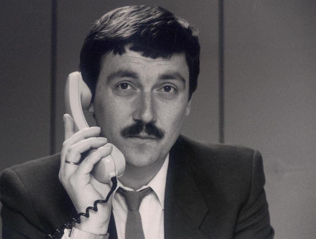 Wolfgang Altenstrasser 1984