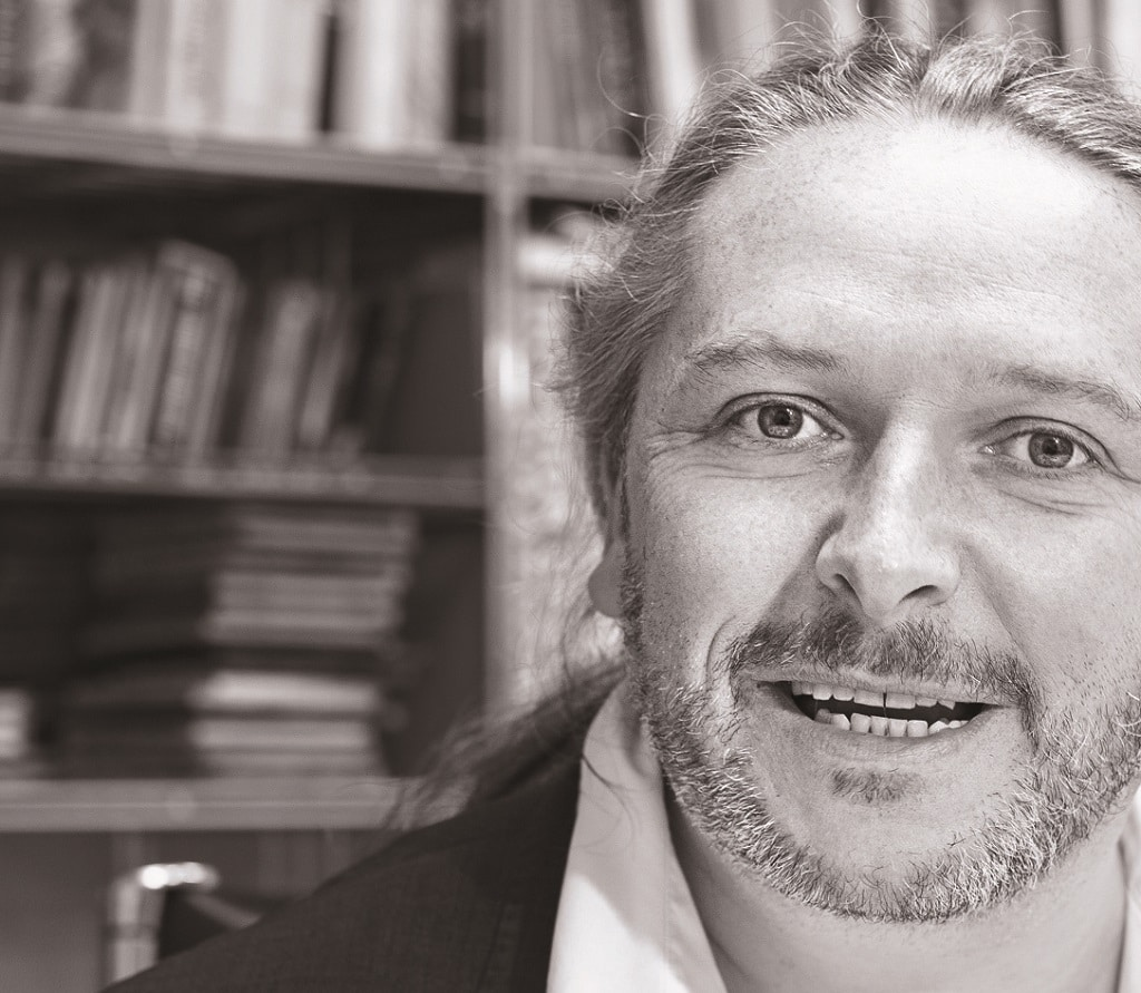 Portraitfoto Dirk Grünig