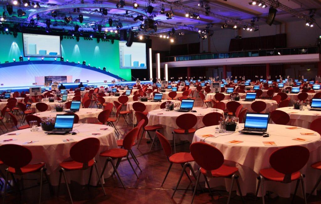 Strategiekonferenz im Estrel Berlin