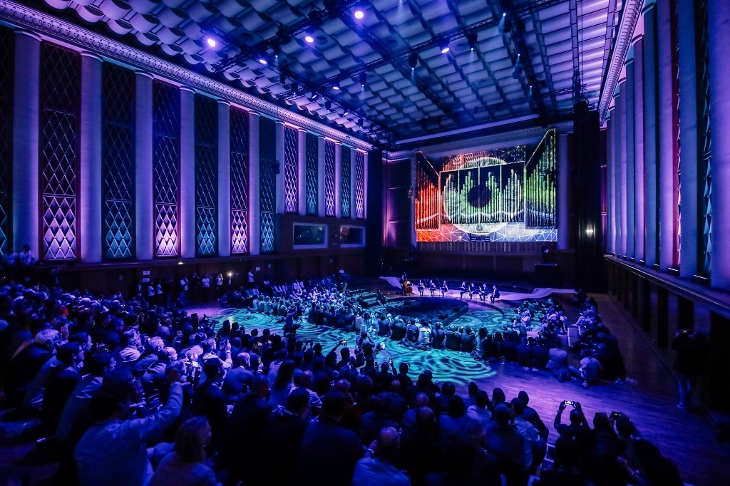 "Zeiss Event ""The Future of Optics 2017"" in Berlin"