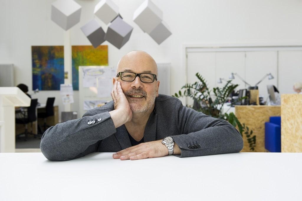 Andreas Dietrich, Geschäftsführer, Mediaville