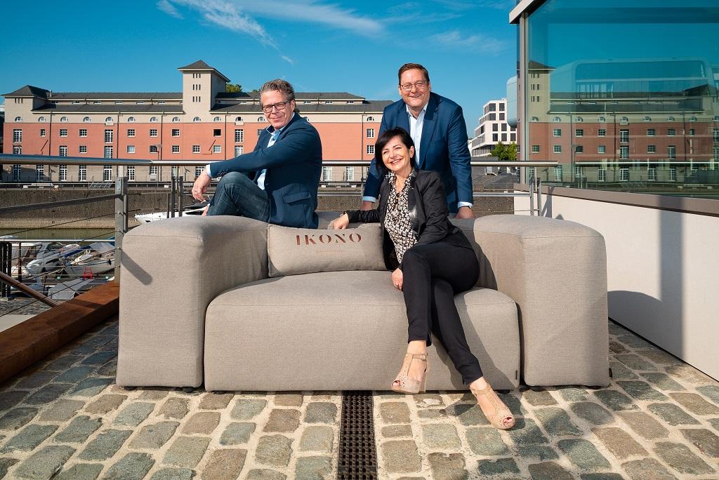 v.l.n.r.: Dirk Bakemeier, Karin Leiste und Olaf Kramm