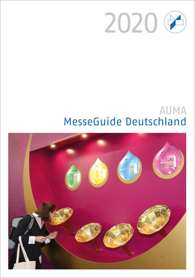 AUMA MesseGuide Deutschland 2020