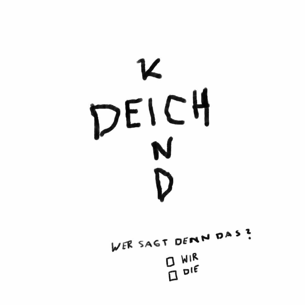 """Cover des neuen Deichkind Albums """"Wer sagt denn das"""""""