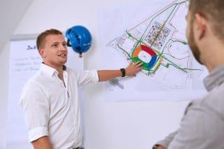 Daniel Braun, Meister für Veranstaltungstechnik / Planungskoordinator für Veranstaltungssicherheit