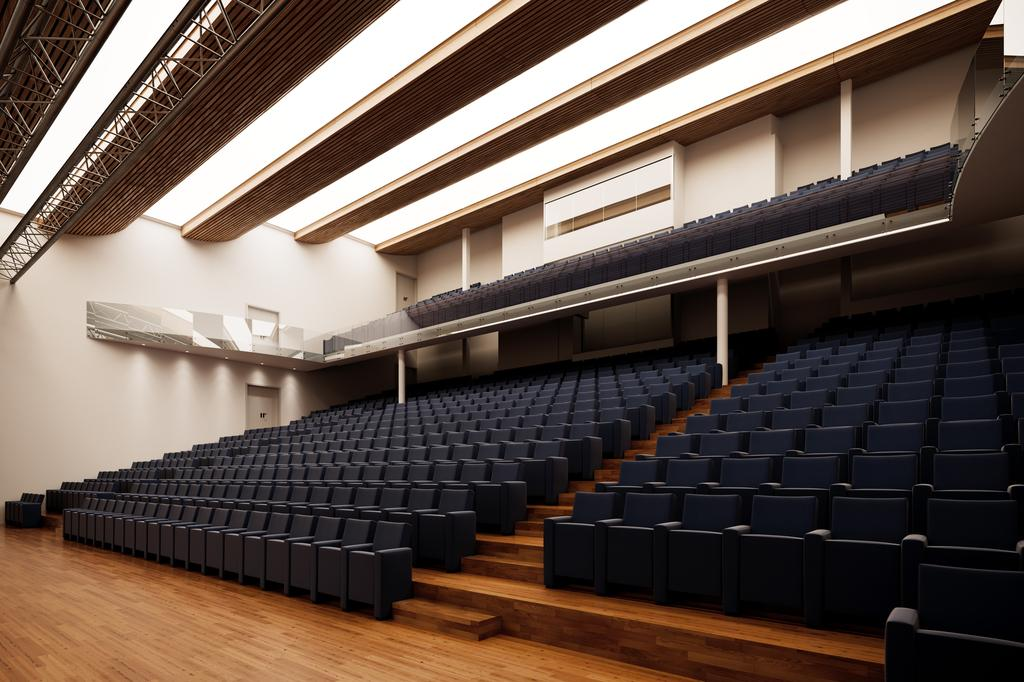 ECC Estrel Congress Center_Auditorium
