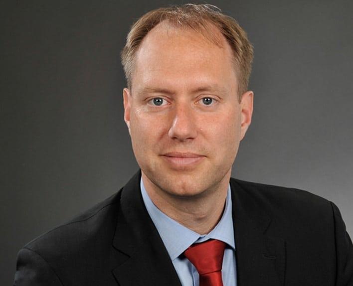 Frank Aletter, Stellvertertender Geschäftsführer der Deutschen Industrie- und Handelskammer für das südliche Afrika in Johannesburg