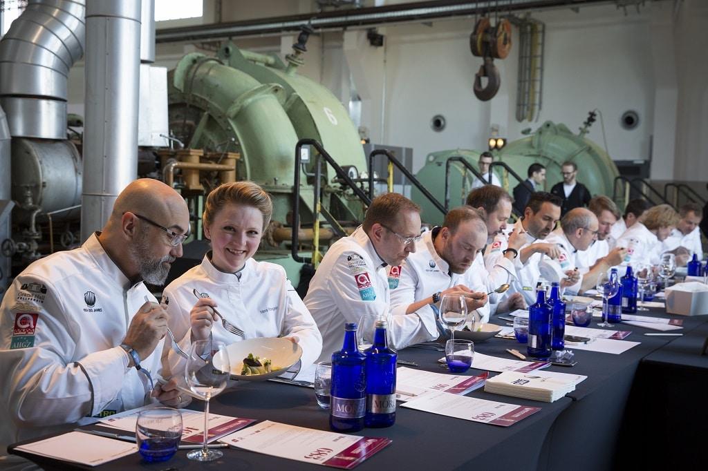 Grand Hall Zollverein Koch des Jahres Jury
