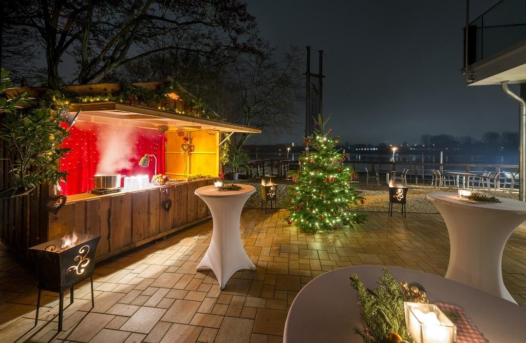 Kaiserschote Weihnachtsmarkt Streetfood & Lokale Helden