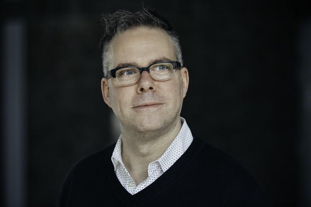 Regisseur Marcus Lobbes, erster künstlerischer Leiter der Akademie für Theater und Digitalität